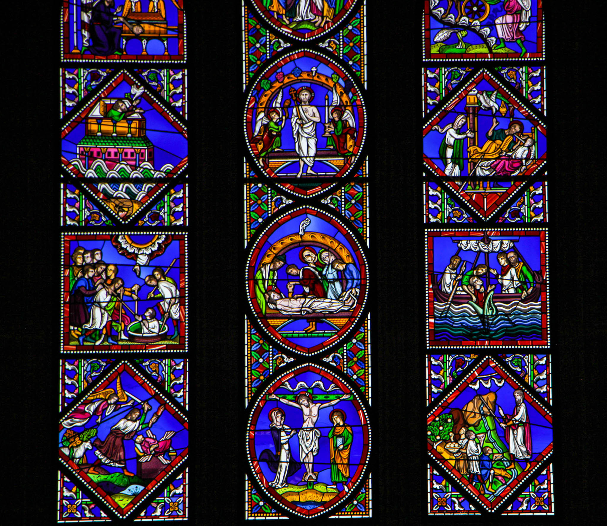 Here Are 5 Fascinating Things About The New Stained Glass Window At