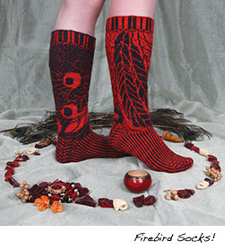 Firebird Socks