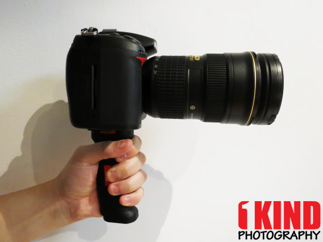 Review: Photography and Cinema Camera Pistol Hand Grip