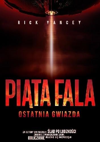 Okładka książki Piąta fala. Ostatnia gwiazda.