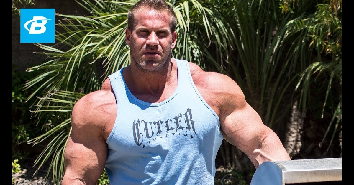 How To Eat For Mass Jay Cutler Living Large Ep 3