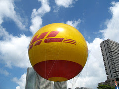 DHL Balloon