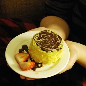 The Omni Parker House's Boston Cream Pie