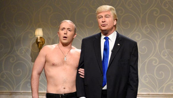 Beck Bennett as Russian President Vladimir Putin and