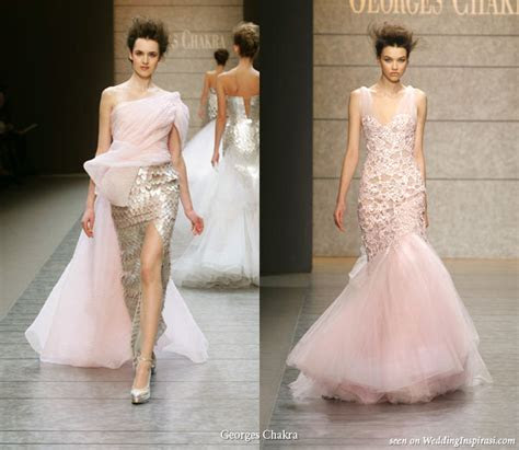 Georges Chakra Spring Summer 2010   Wedding Inspirasi