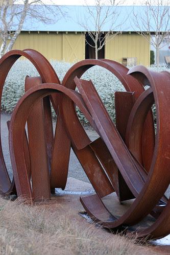 steel loops
