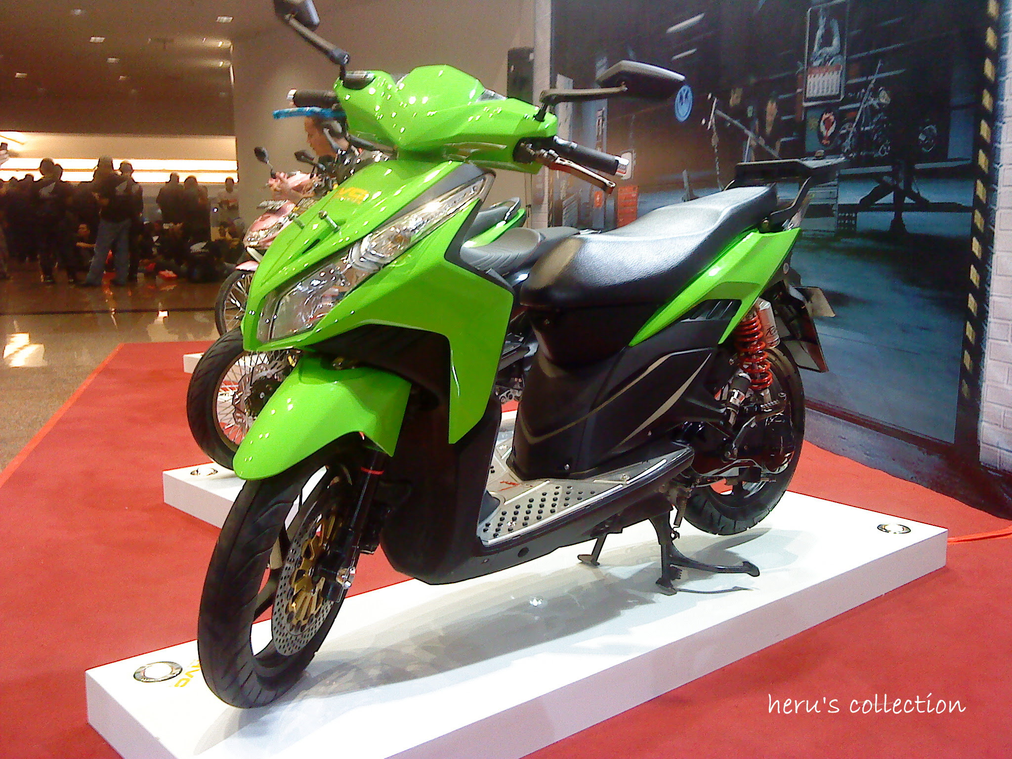 Honda Keluarin Vario Automotive Cars