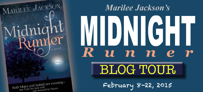 Midnight Runner blog tour