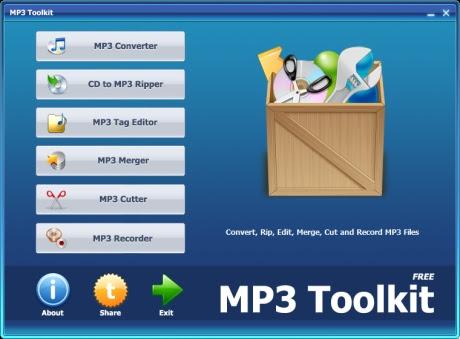 MP3 ToolKit