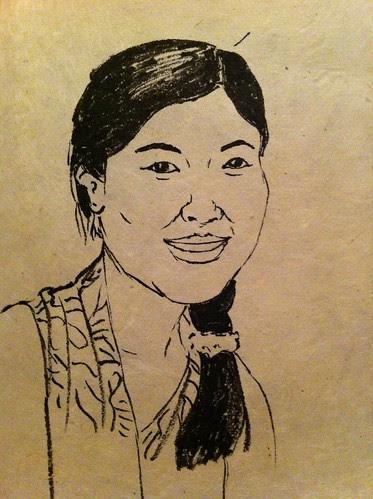 Elisa Choi for JKPP