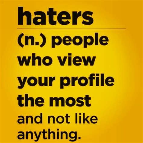 Attitude Quotes Sayings Haters