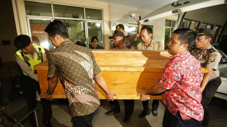 Body Of Executed Seck Osmane Buried In Indonesia