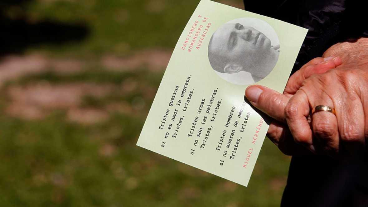 Se cumplen 75 años de la muerte del poeta Miguel Hernández