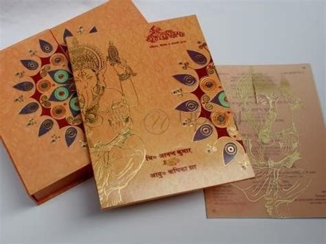 Hindu Wedding Card, Marriage Invitation Cards, Wedding