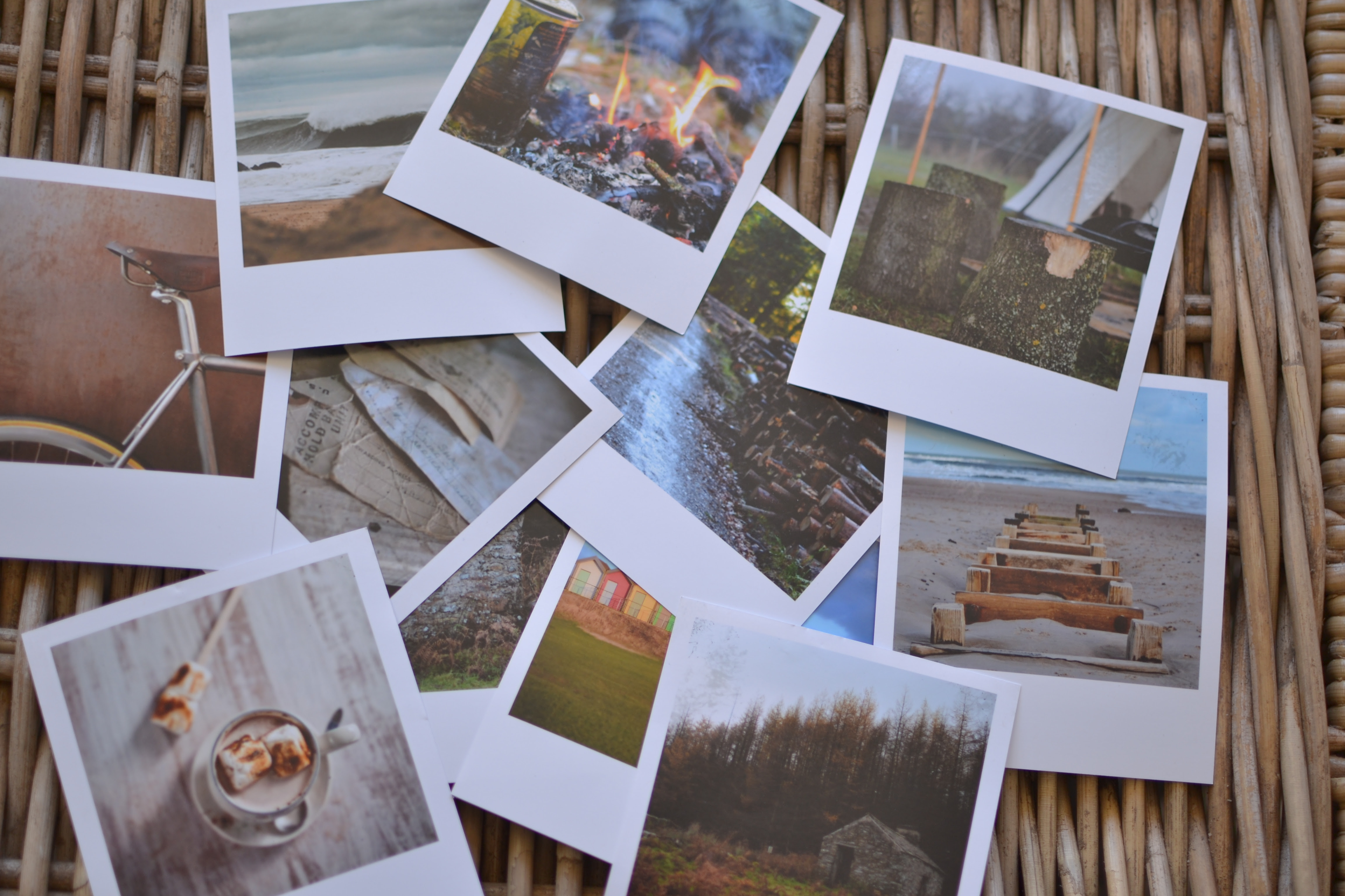 Print Any Photo As A Polaroid Free Template Decorators Notebook
