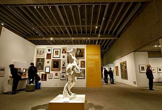 Oakland Museum's demure visage gets a face-lift - SFGate