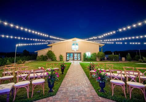 Temecula Ca Wedding Venues