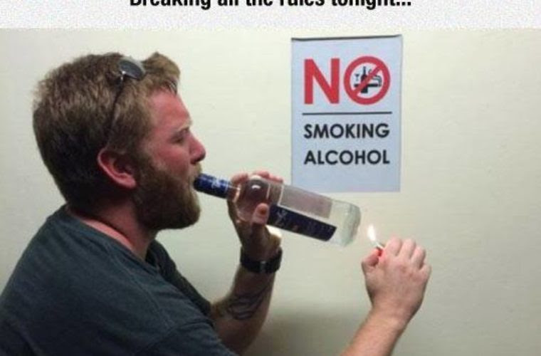 Breaking All Rules Funny Pictures Quotes Memes Funny Images