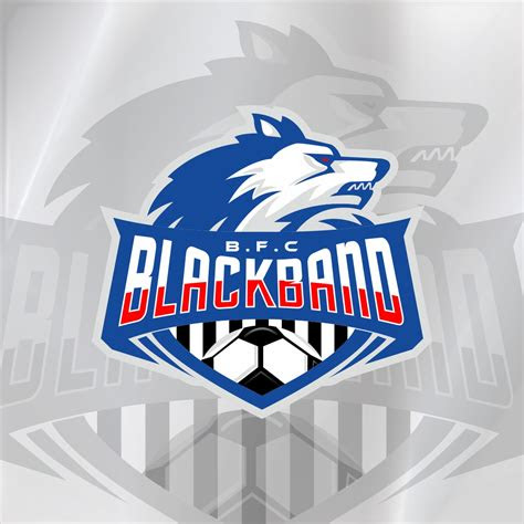 sribu logo design logo design  club futsal blackban