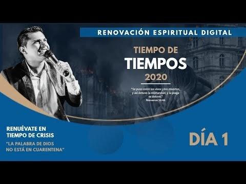 Renovación Espiritual Digital - Andrés Fuentes