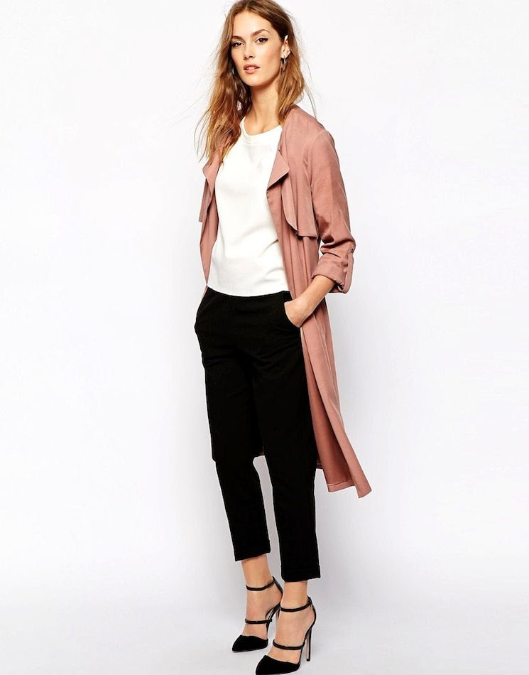 Le Fashion Blog Spring Style Must Have Rose Pink Trench Coat White Top Cropped Black Pants Double Strap Strappy Heels Work Outfit photo Le-Fashion-Blog-Spring-Style-Must-Have-Rose-Pink-Trench-Coat-White-Top-Cropped-Black-Pants-Double-Strap-Strappy-Heels-Work-Outfit.jpg