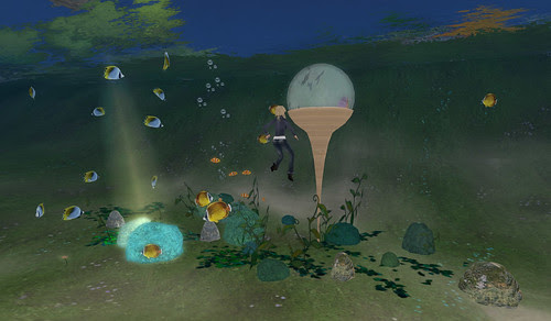 Life Is Good - Underwater