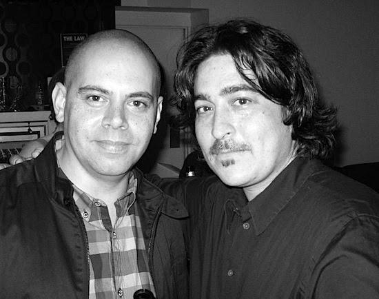 Rob and Damon