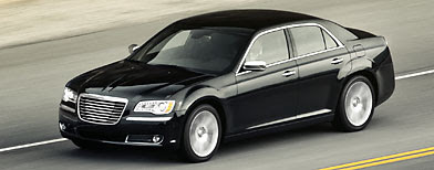 Chrysler 300.  (Chrysler handout/AP Photo)