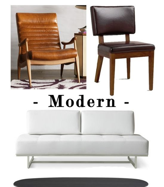 Ideas for beautiful interior design what s the difference - Difference between modern and contemporary ...