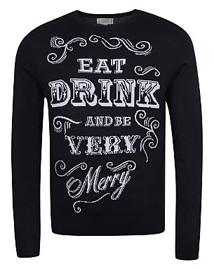 Christmas Very Merry Jumper