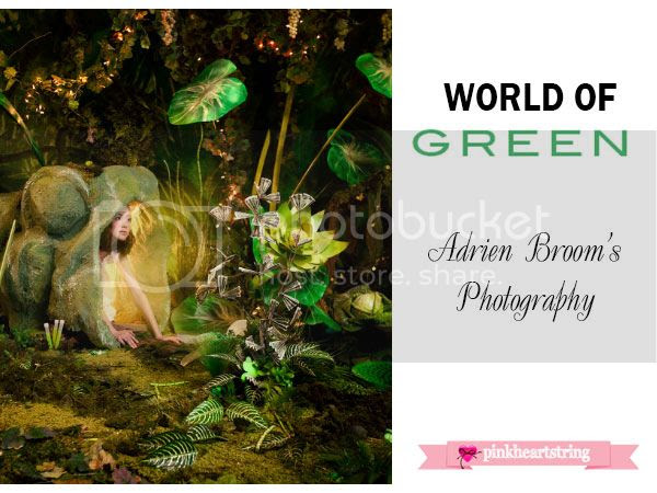 A Little Girl Explores A Green World. And Its Amazing!