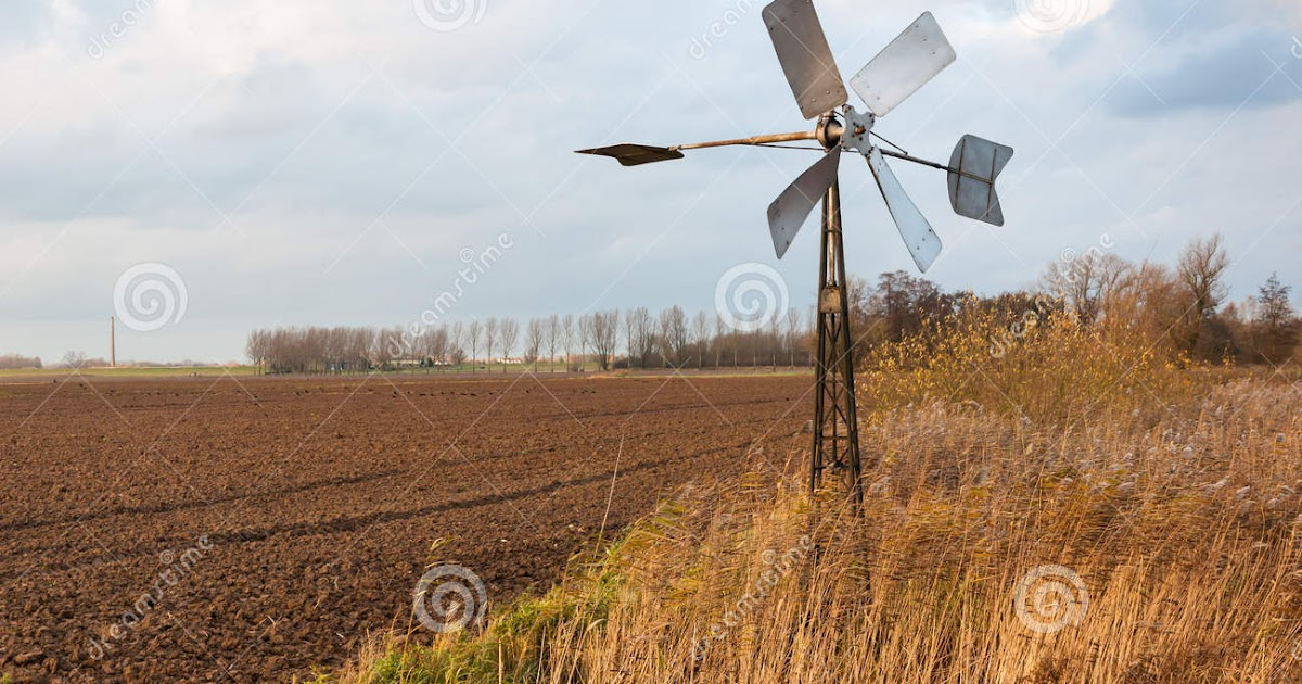 Green Power Water Pumping Windmill Plans Free