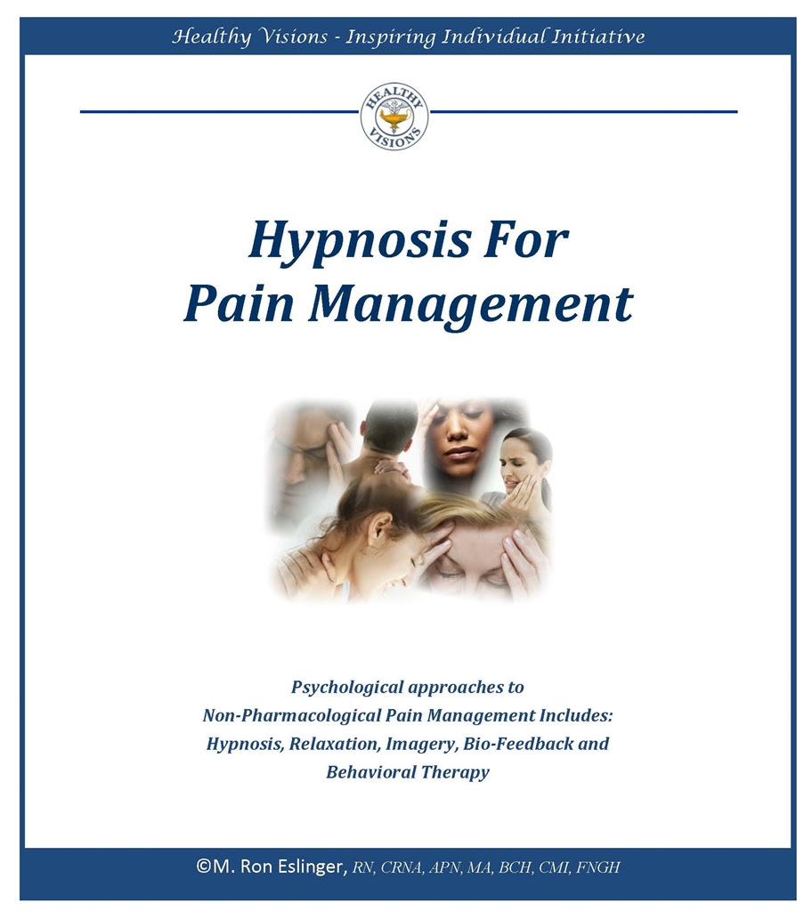 pain relief through self hypnosis