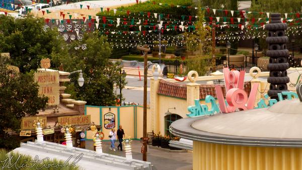 Disneyland Resort, Disneyland60, Disney California Adventure, Paradise, Pier, Mickey, Fun, Wheel, Cars Land, Luigi, Flying, Tires, Refurbishment, Refurbish, Refurb