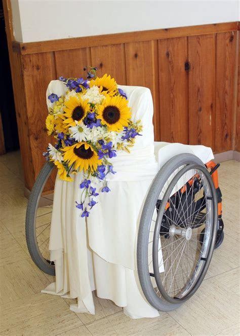 25  best ideas about Wheelchair wedding on Pinterest