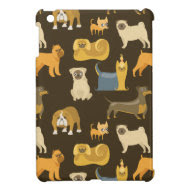 Miscellaneous dogs wallpaper cover for the iPad mini