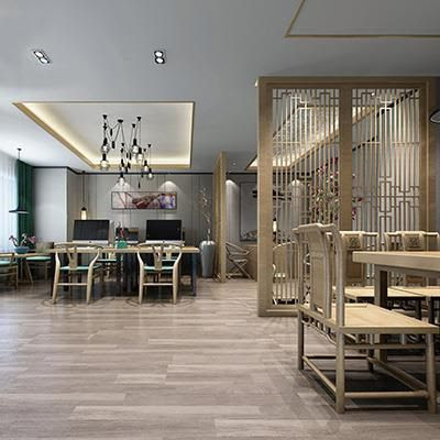 Modern Minimalist Chinese Style Office Interior Rendering Modern Minimalist Style Office Rendering Desing Manufacturers And Suppliers China Factory Wanteng Visual