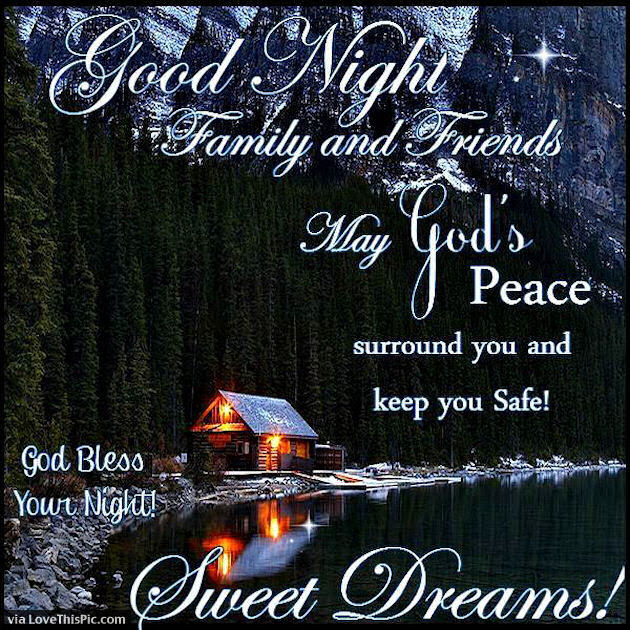 Czeshop Images Goodnight Facebook Friends And Family