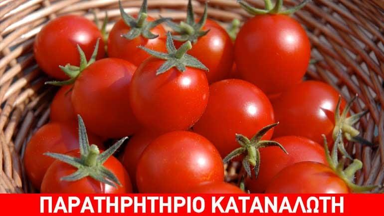 Δέσμευση ντομάτας και κατάσχεση κρέατος στον Πειραιά