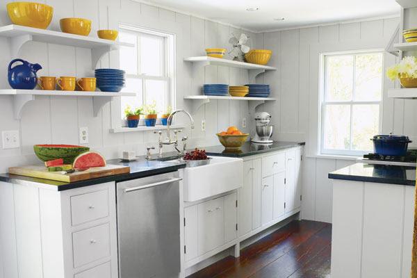 Small Kitchen Woodwork Designs | Home Design Ideas Essentials