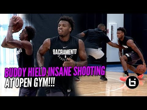 Buddy Hield Crazy Shooting Performance At Open Run