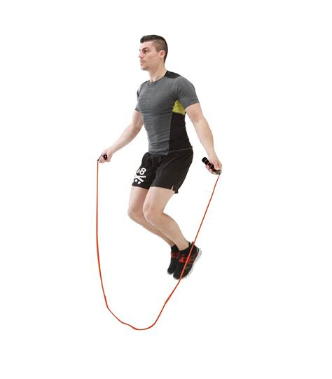 jumping rope pvc weighted jump rope