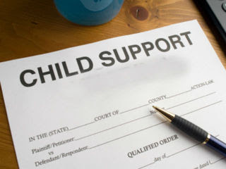 call child support