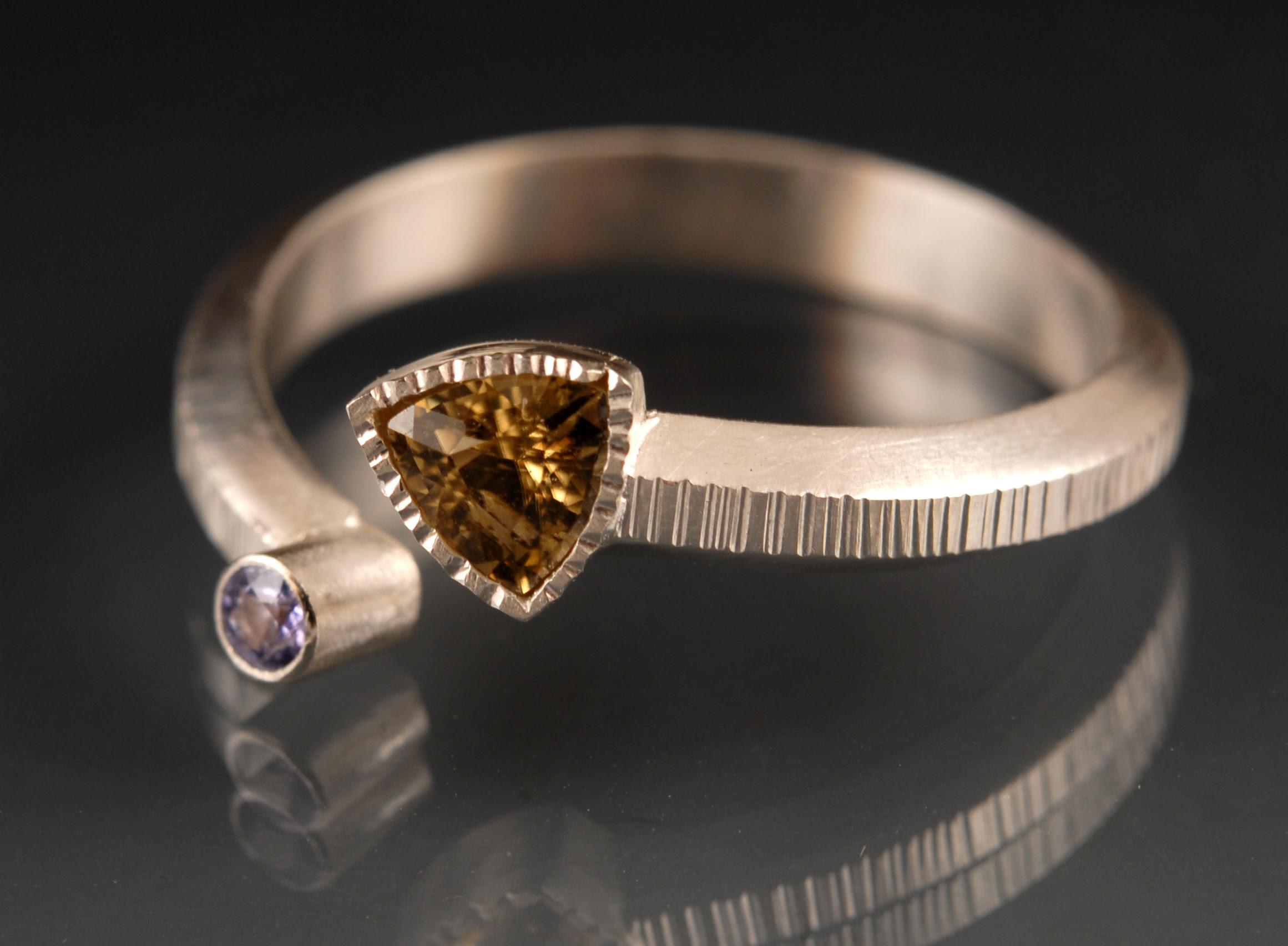 Resultado de imagen para andalusite rings