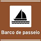 Areas de recreacao - TAR-02 - Barco de passeio
