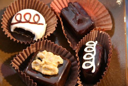 Glass Chocolates