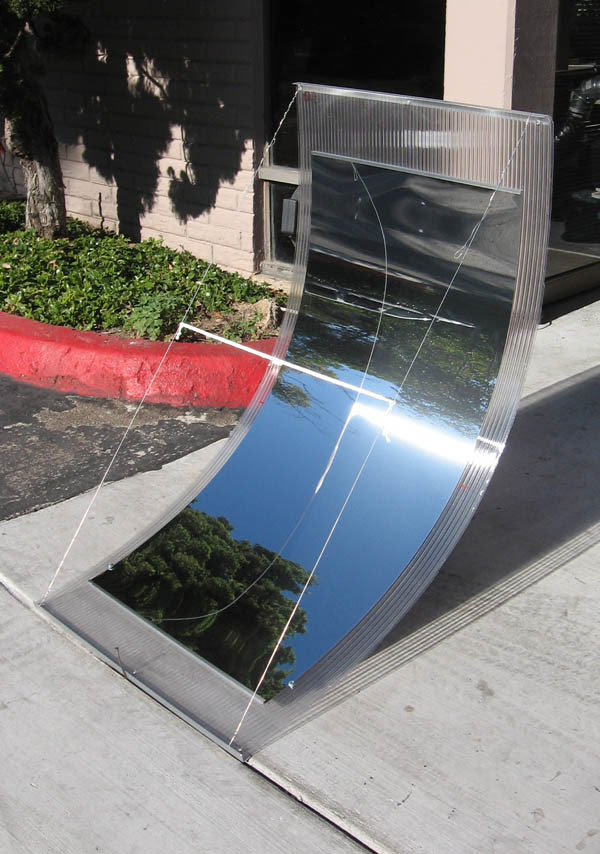 ClearDome SolaReflex AA Flat, bendable sunlight Reflector Panels