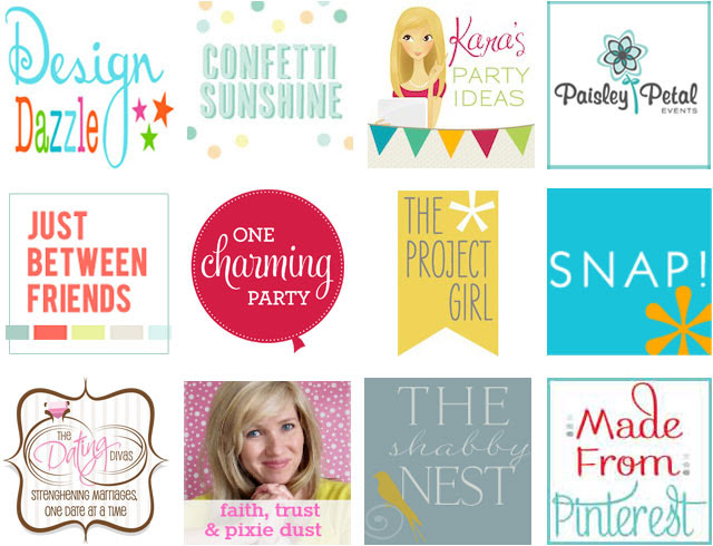 Mary Poppins Party Bloggers - Design Dazzle