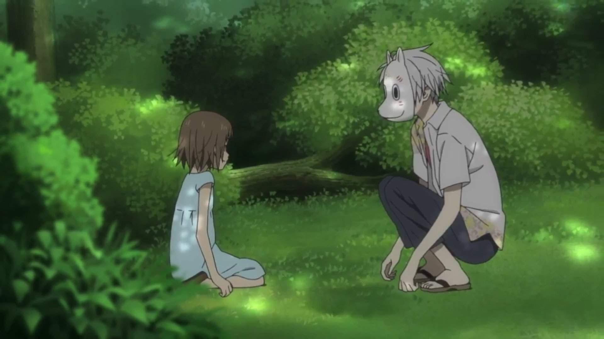 Hotarubi No Mori E Wiki Anime Amino