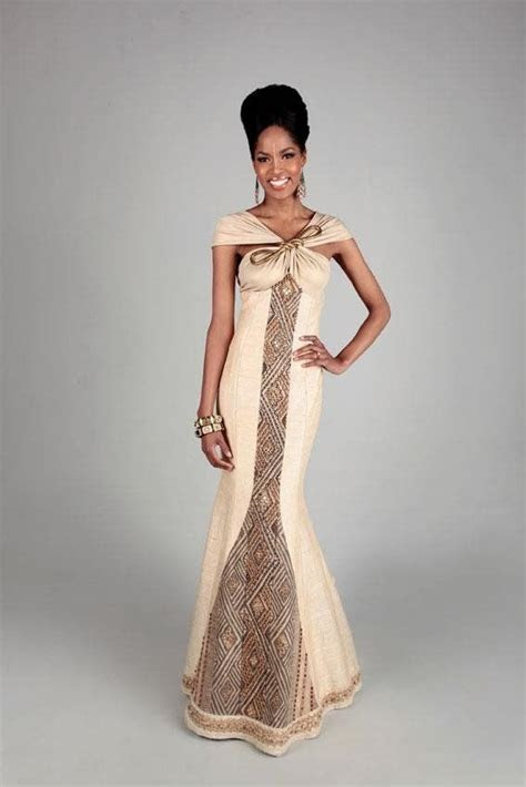 South African Traditional Wedding Dresses   african